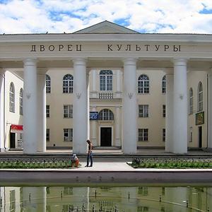 Дворцы и дома культуры Вожаели