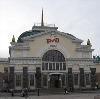 Железнодорожные вокзалы в Вожаеле