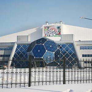 Спортивные комплексы Вожаели
