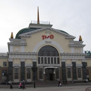 Железнодорожные вокзалы Вожаели